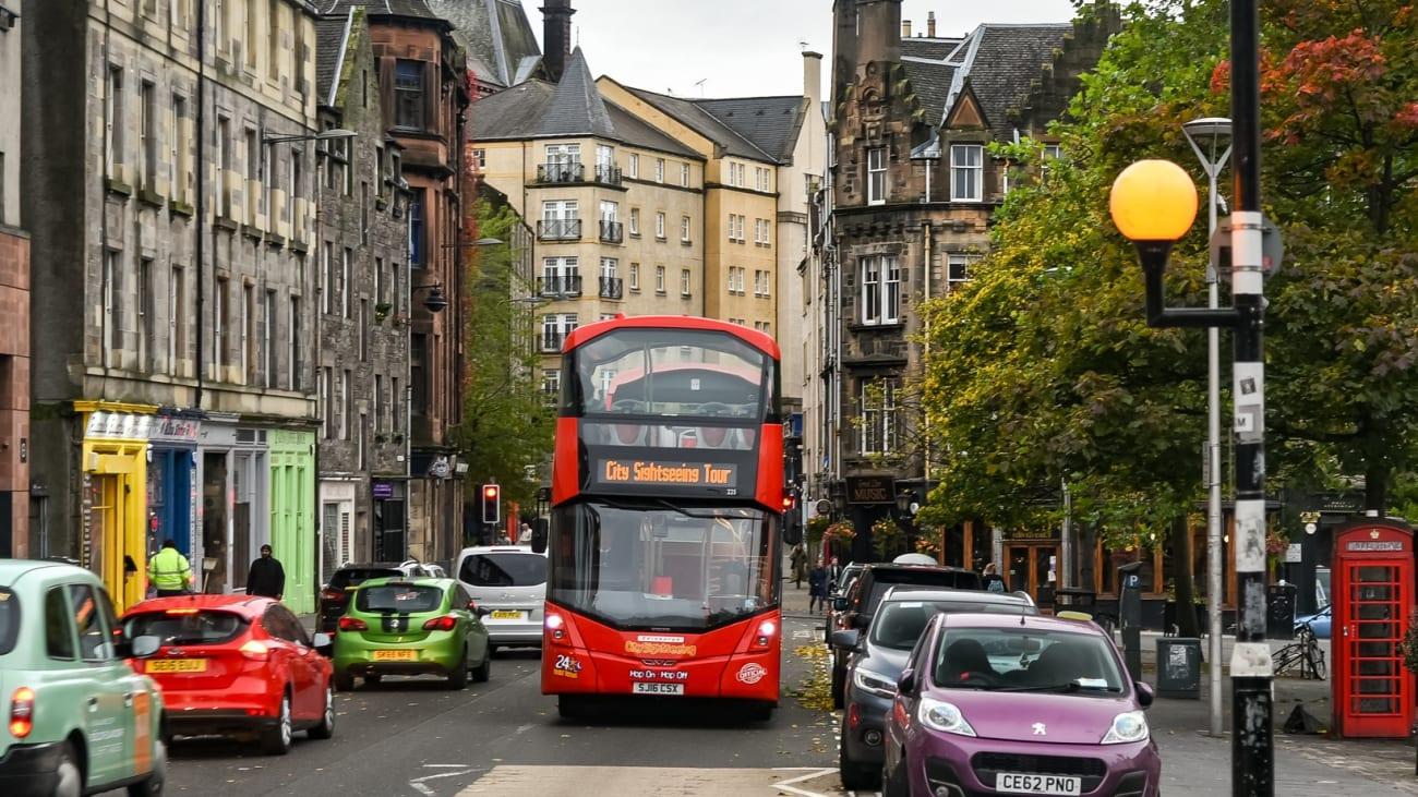 Los mejores buses turísticos en Londres