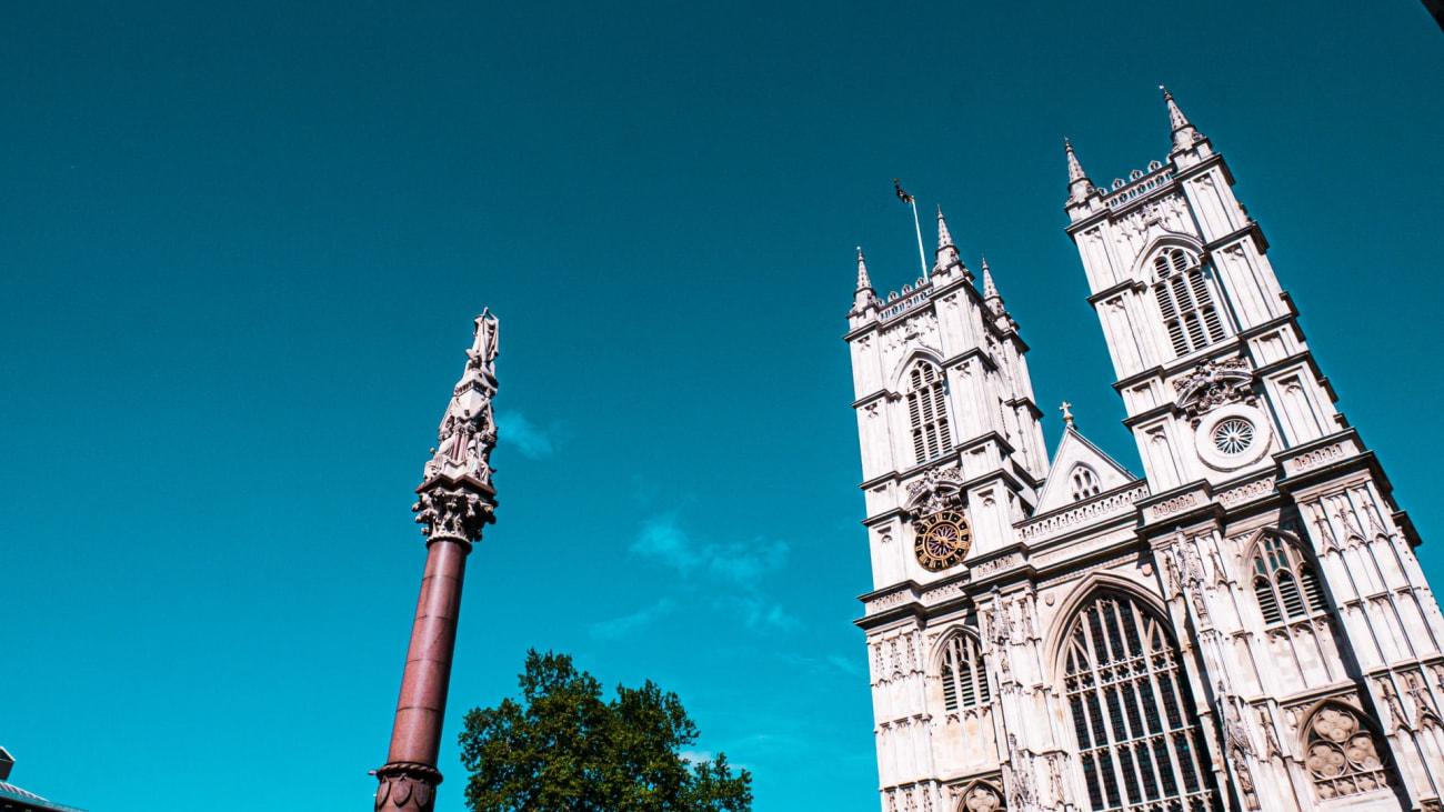 Billets pour l'abbaye de Westminster à Londres