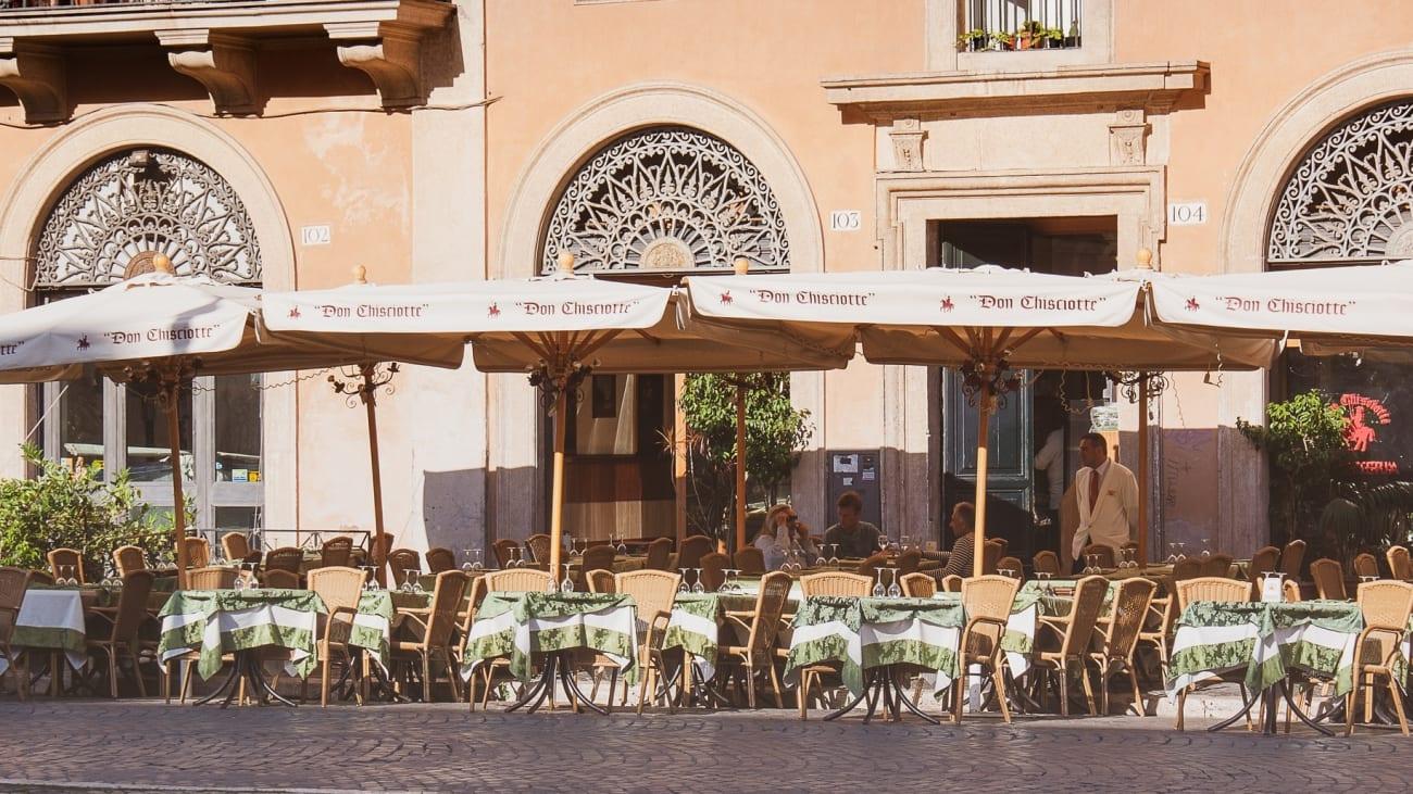 10 sitios donde comer en Roma