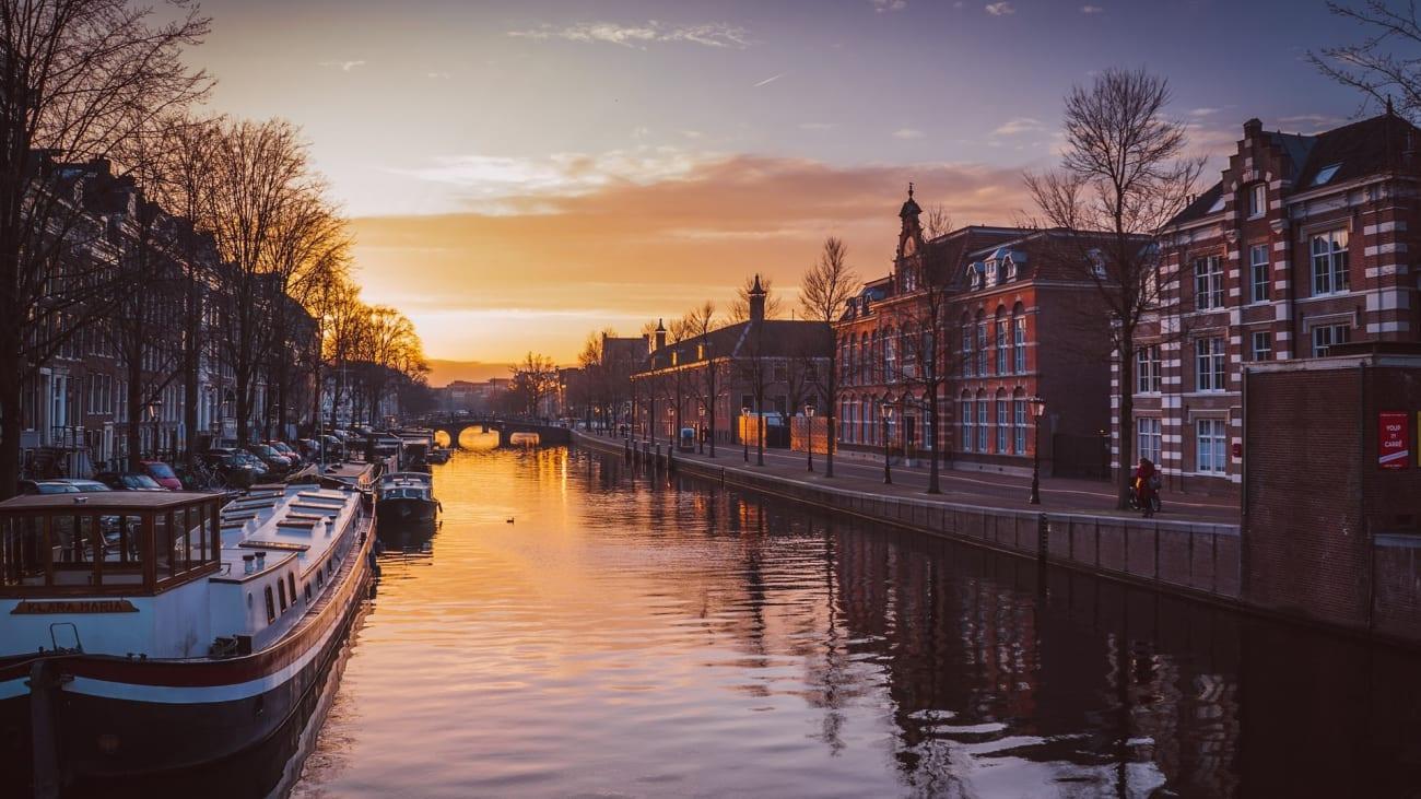 Amsterdam Touren