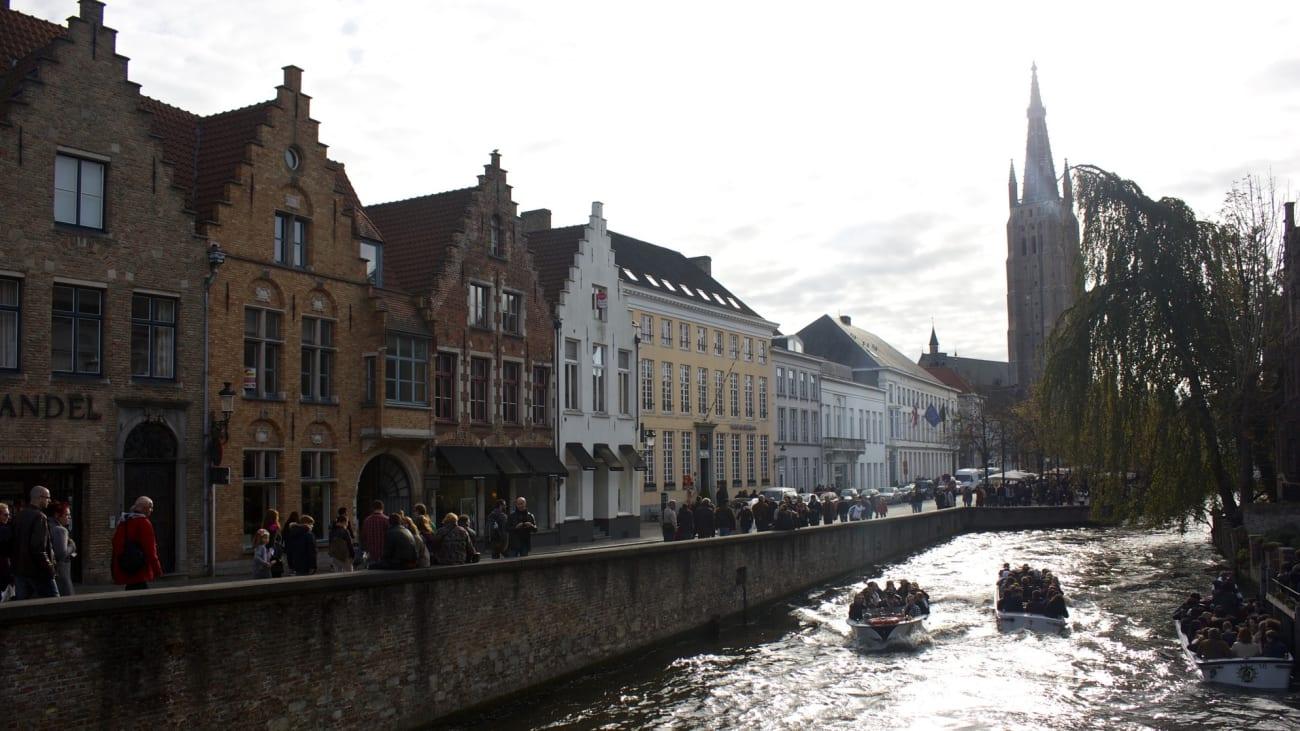 Excursiones a Brujas desde Amsterdam