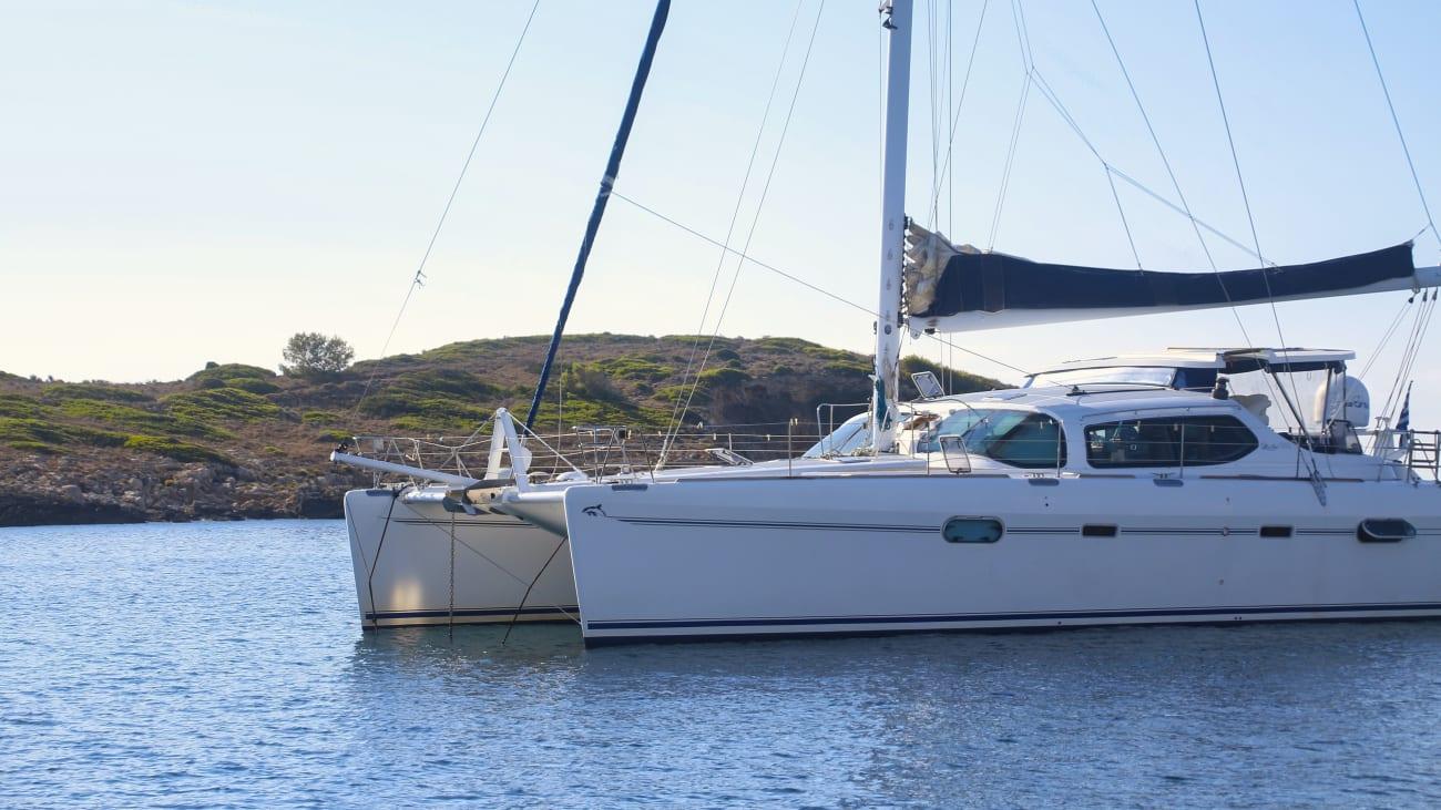 Paseos en catamarán en Menorca