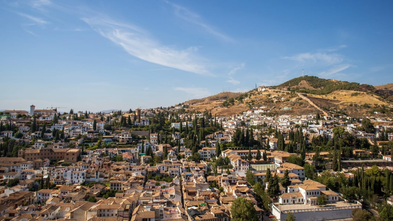Best tours and day trips from Granada