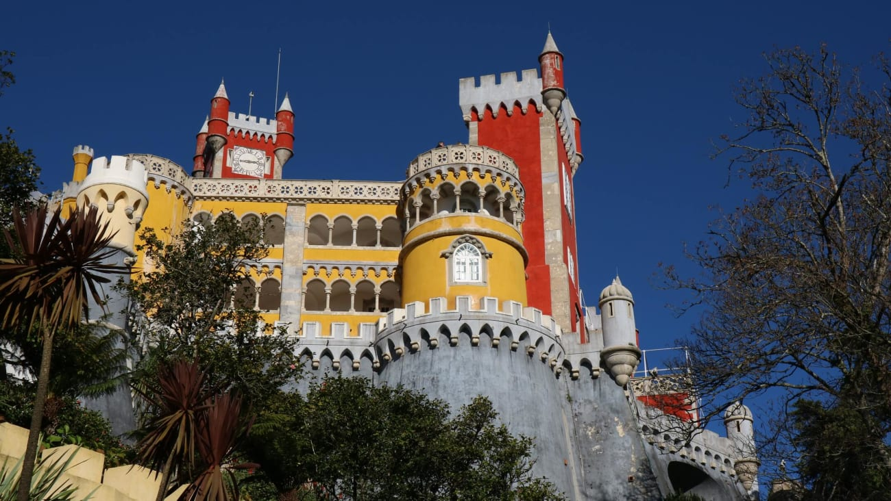 Sintra Day Trips from Lisbon