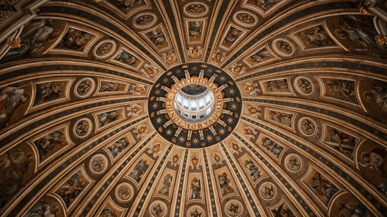 5 most beautiful churches in Rome