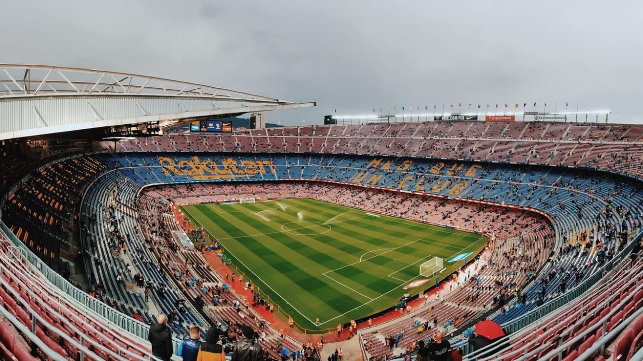 Camp Nou Experience en Barcelona