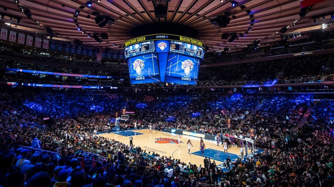 How to Buy Tickets for an NBA Match in New York