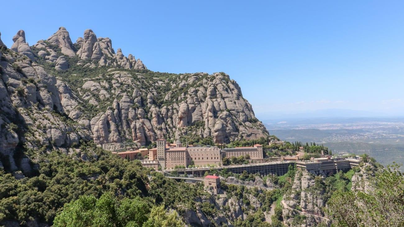 Excursiones a Montserrat desde Barcelona