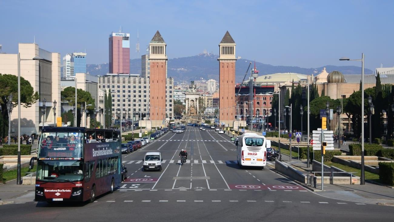 Los mejores buses turísticos en Barcelona