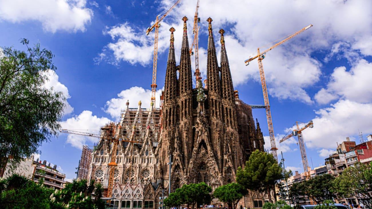 Entradas para la Sagrada Familia en Barcelona