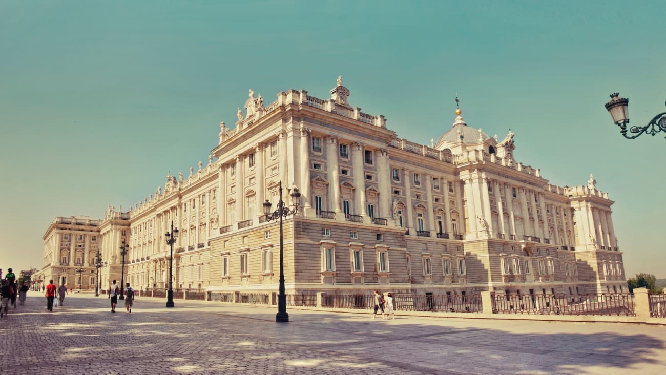Visitar el Palacio Real