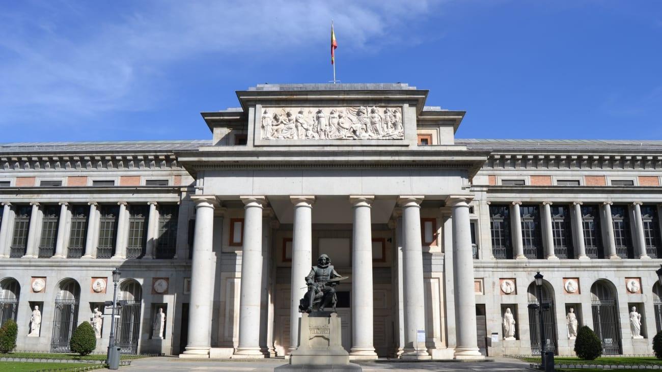 Visitar el museo del Prado