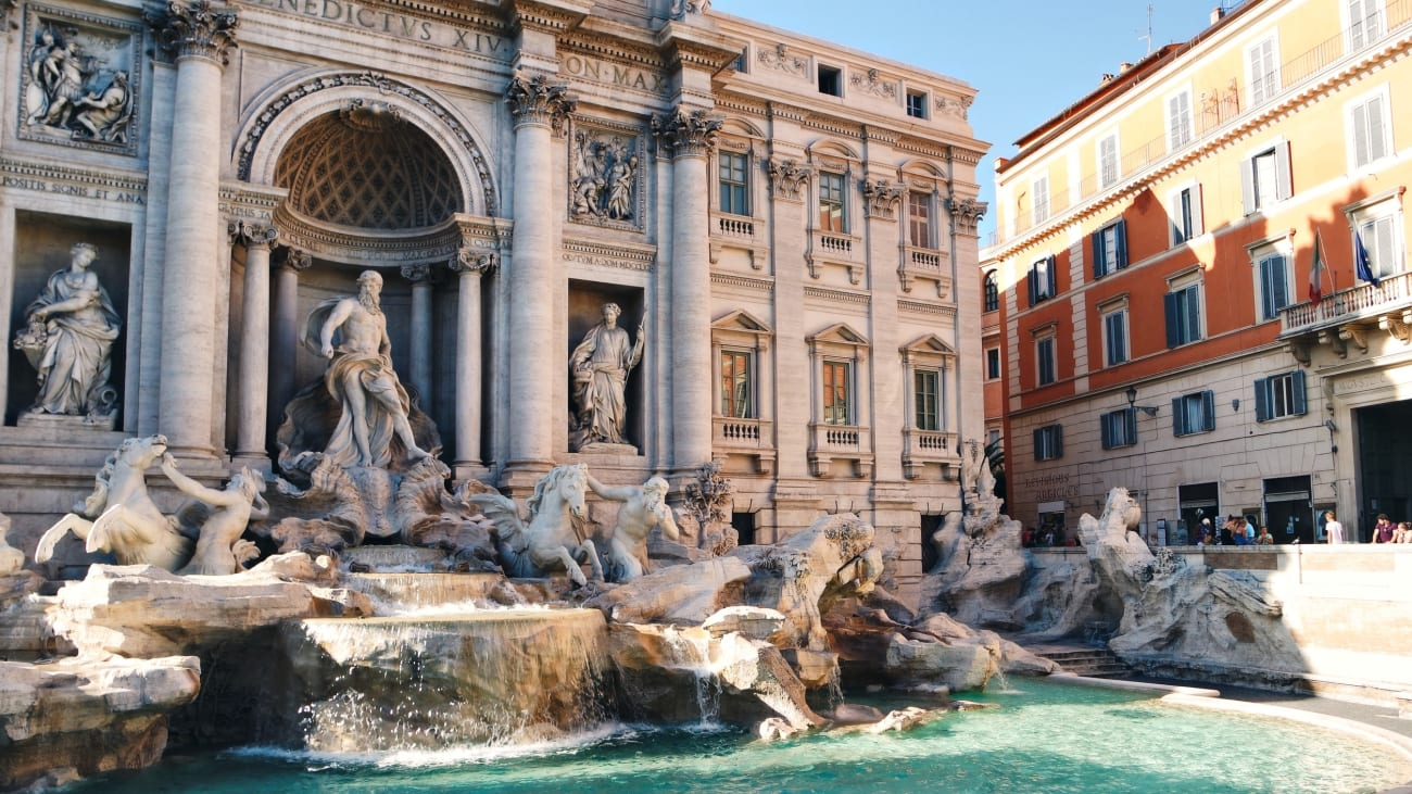 All you need to know about Fontana di Trevi in Rome