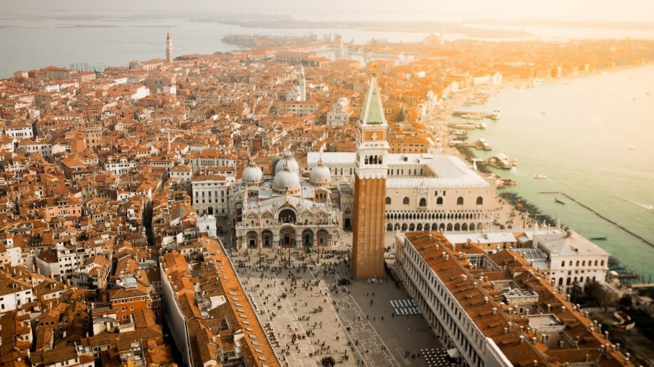 Entradas para la de Basílica San Marco en Venecia