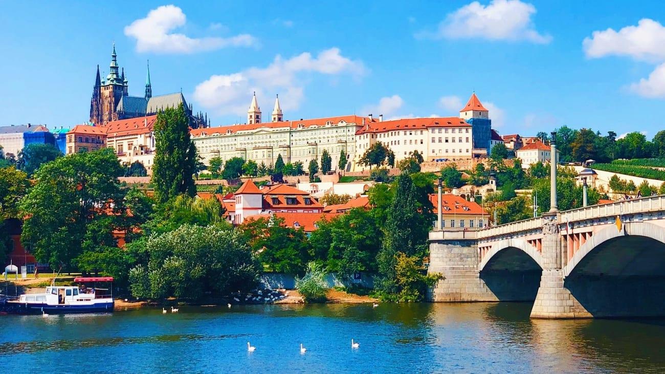 Billets pour le château de Prague à Prague
