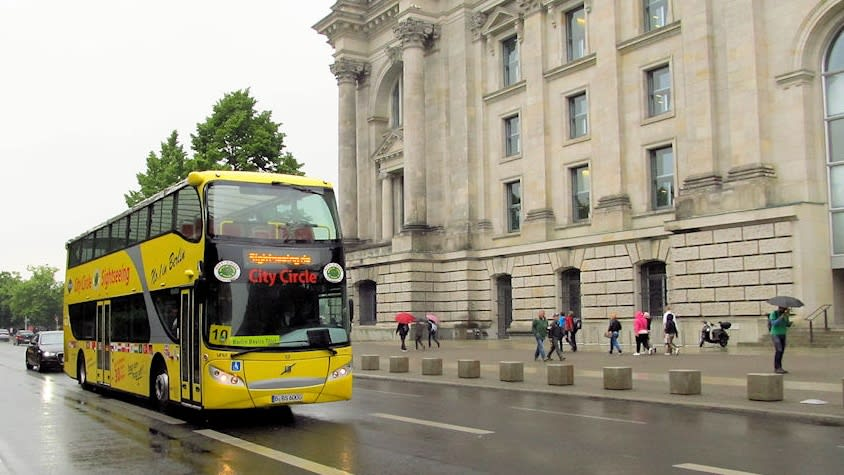 Hop on Hop off Bus Tours in Berlin
