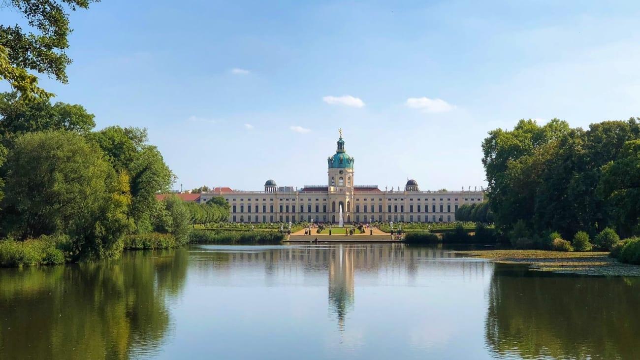 Palacio Charlottenburg en Berlín
