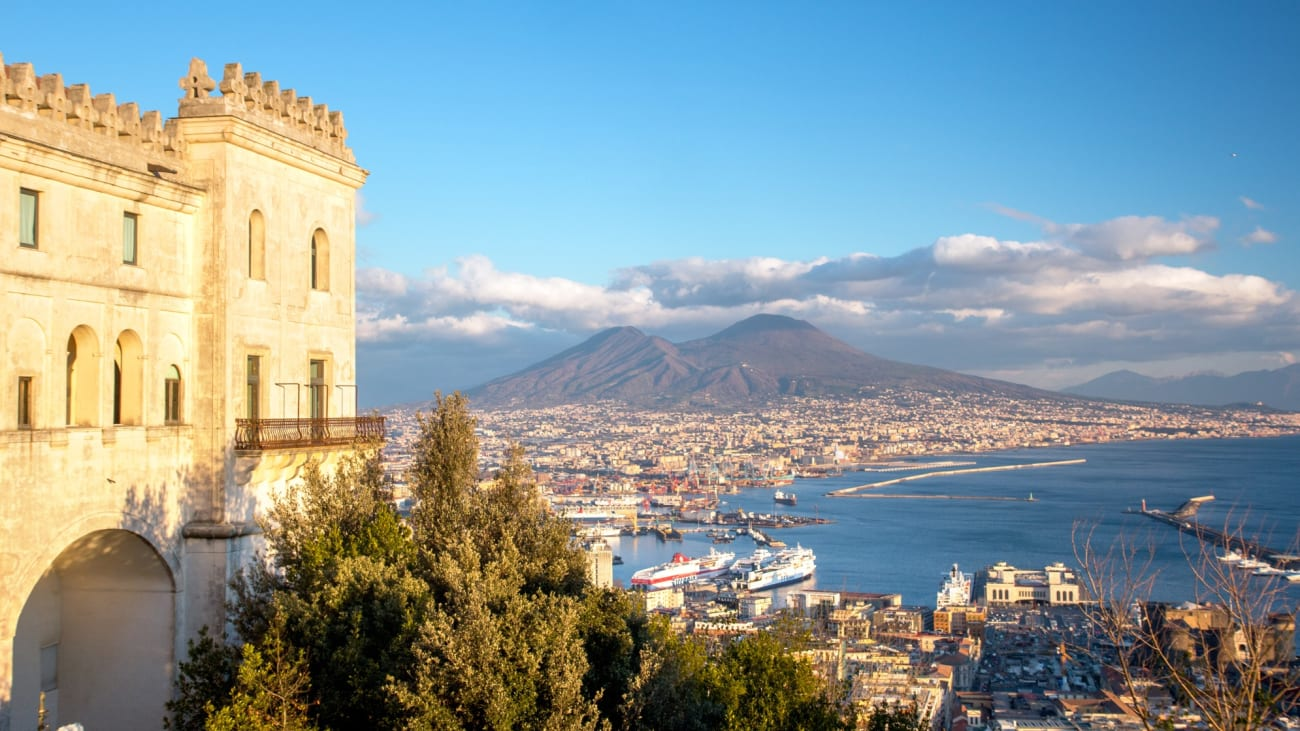 Best Tours and Day Trips from Naples