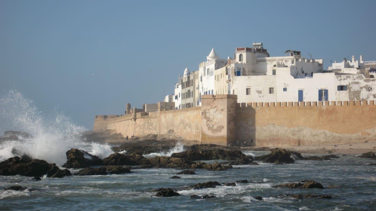 Excursões a Essaouira partindo de Marrakech