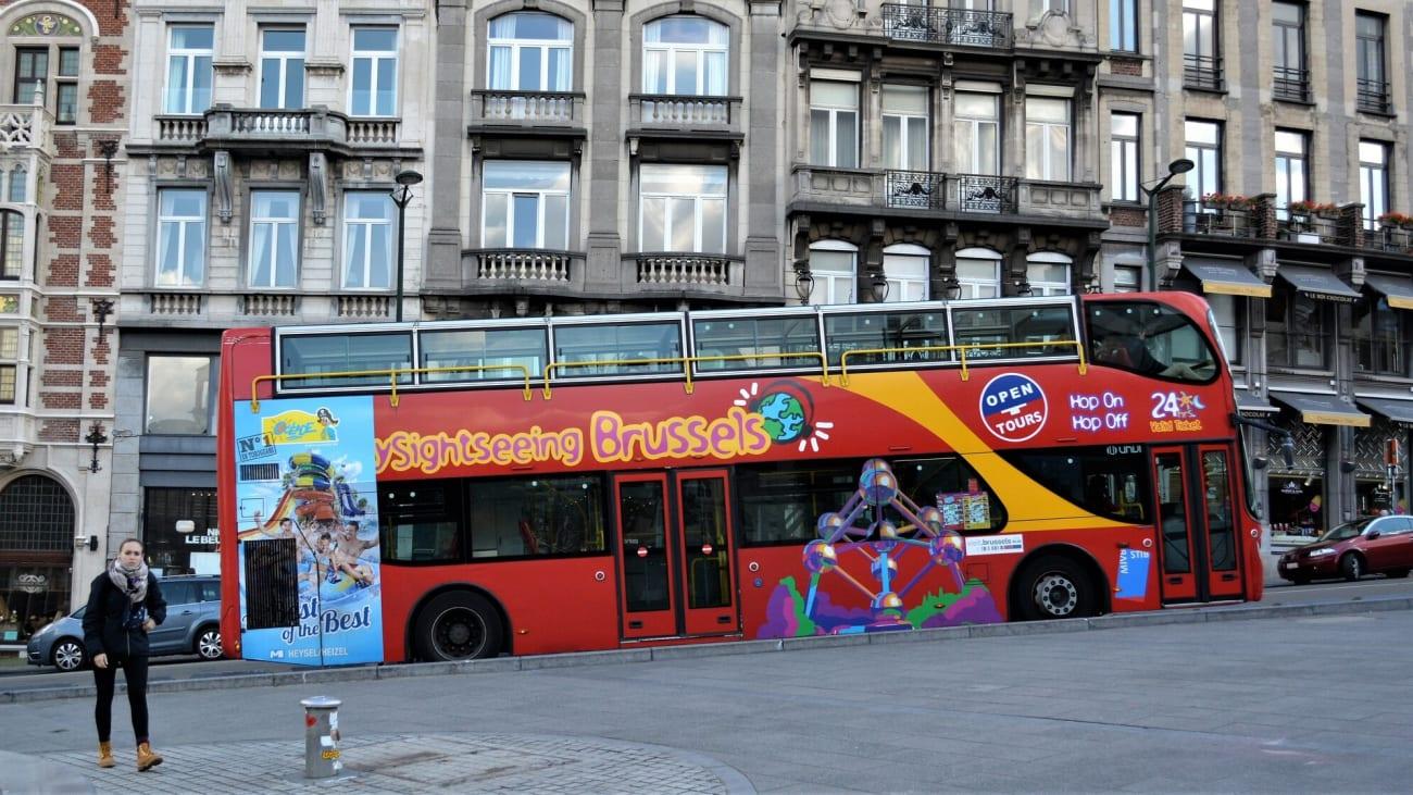 I migliori bus turistici a Bruxelles