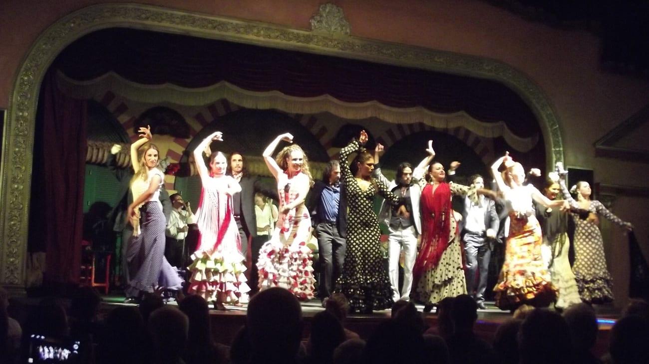 Flamenco-Shows in Sevilla