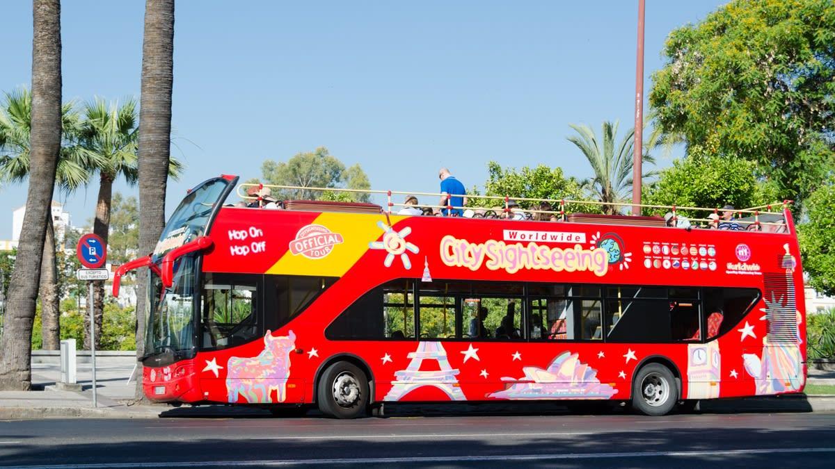Hop on Hop off Bus Tours in Seville