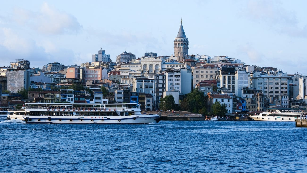 Bosphorus Strait Day Trips from Istanbul