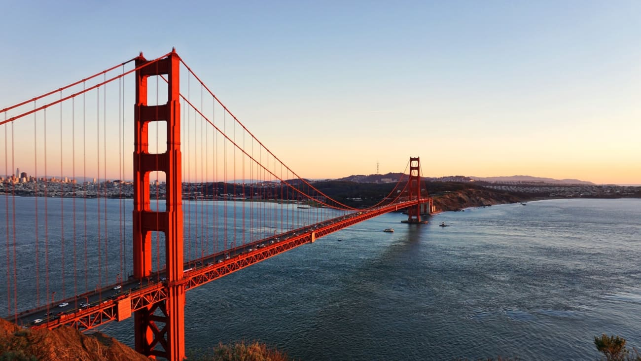 Los mejores tours y excursiones desde San Francisco