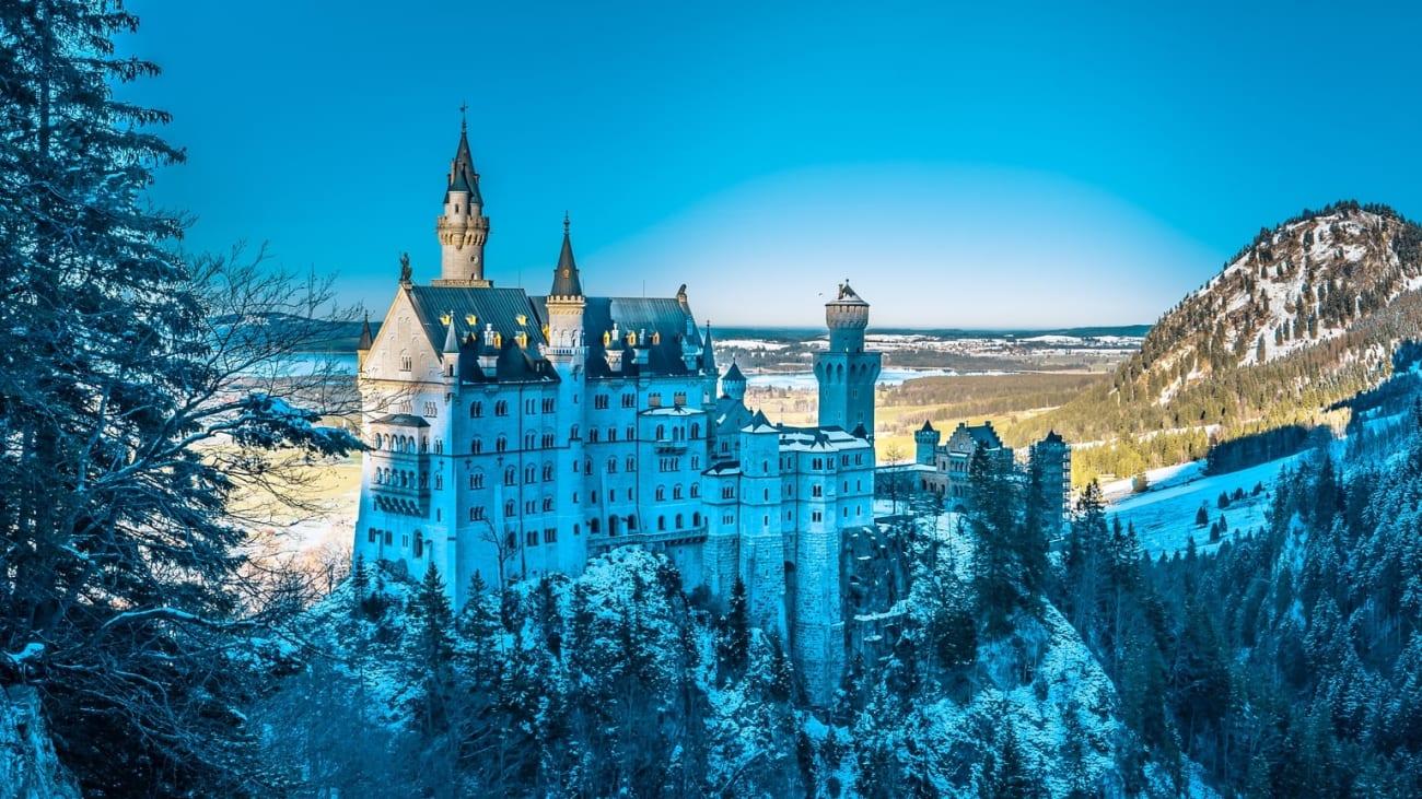 Comment visiter le château de Neuschwanstein
