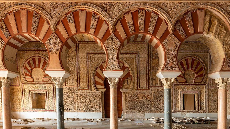 Medina Azahara from Cordoba