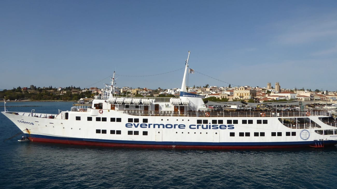 Cruises in Athens