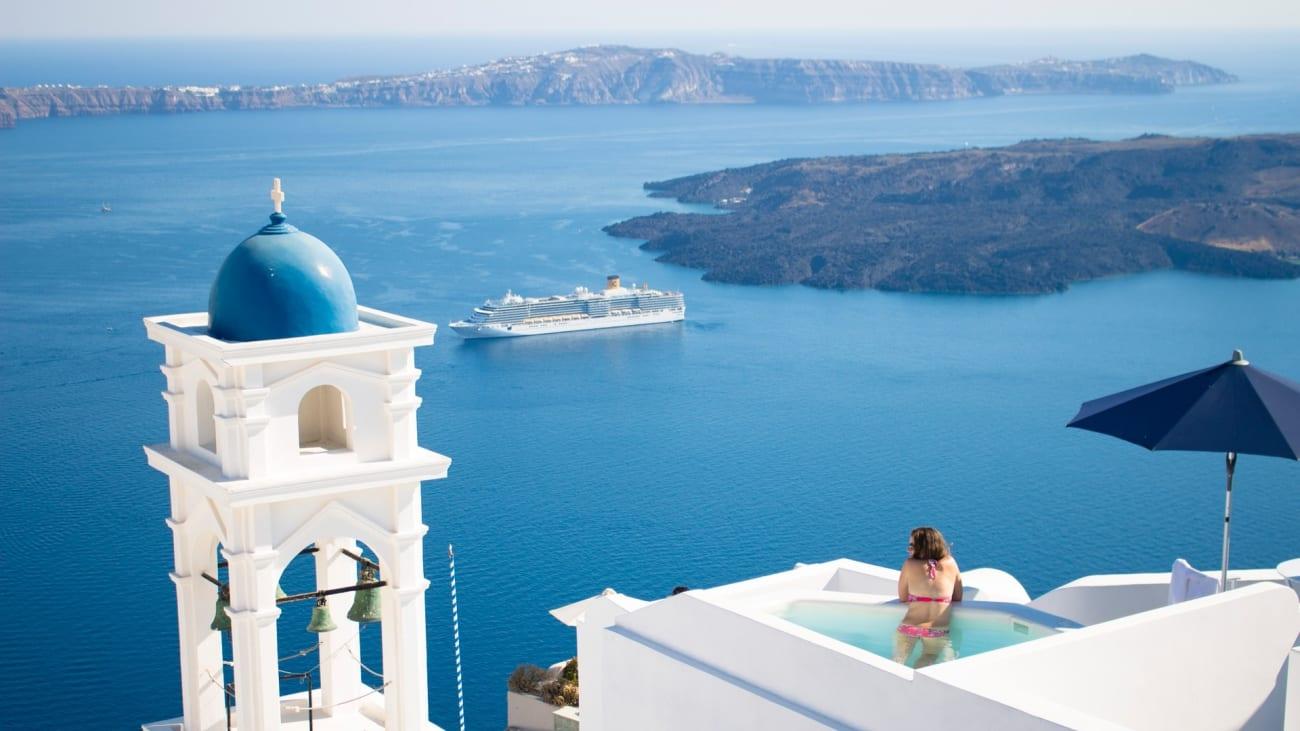 Las mejores actividades en Santorini