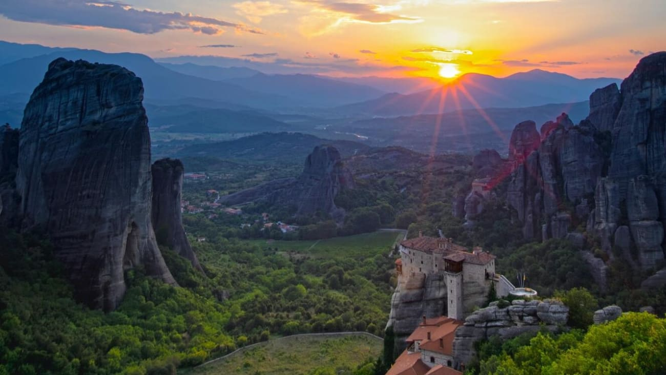 Meteora Day Trips from Athens