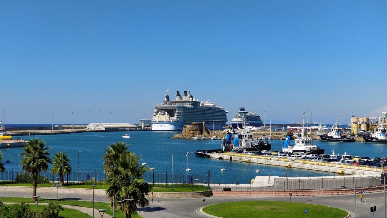 Transfers entre o porto de Civitavecchia e Roma em Roma