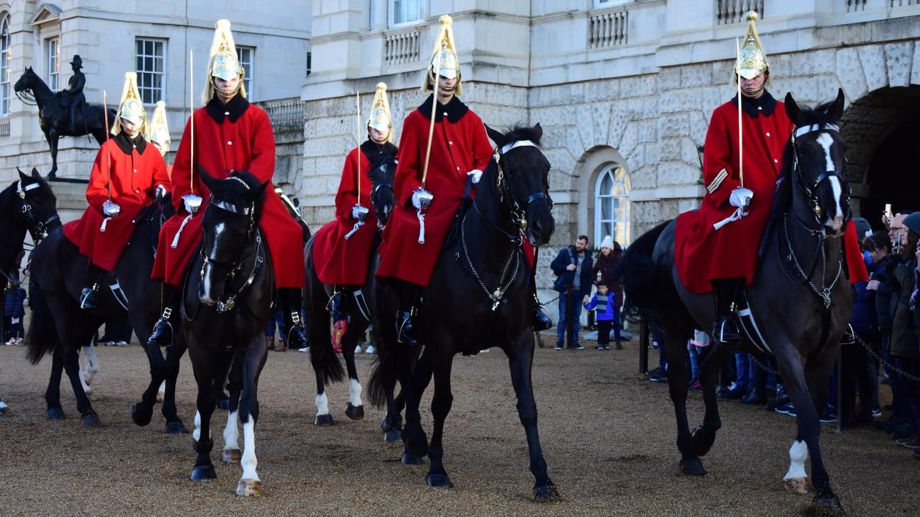 Cómo ver el Cambio de Guardia y el Buckingham Palace en Londres