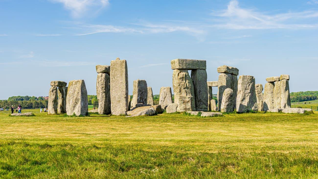 Stonehenge dagsturer fra London