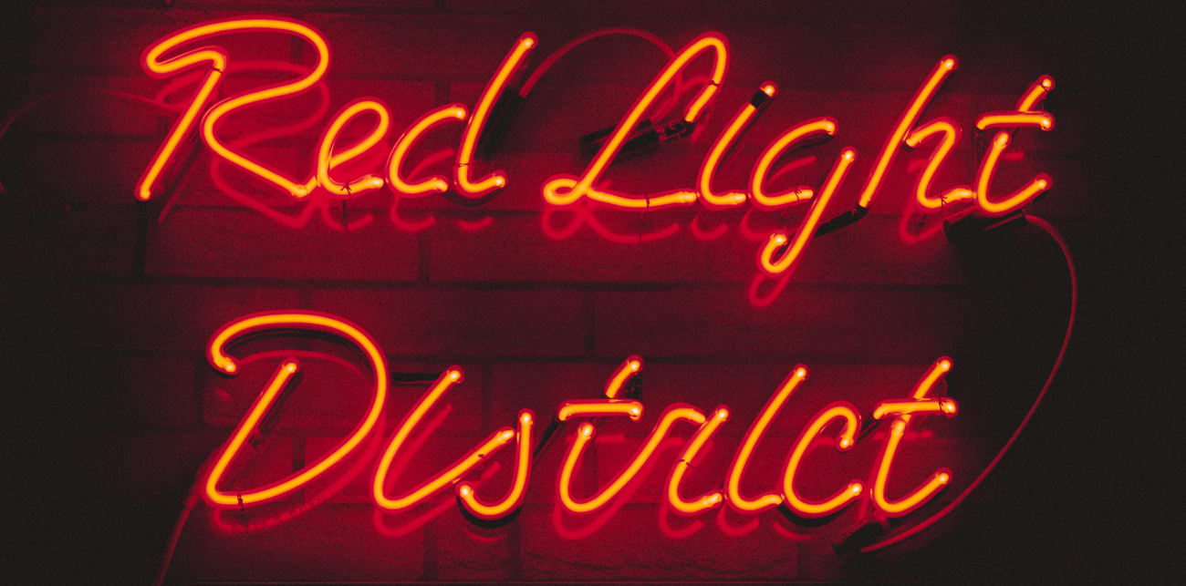 Esperienze e visite al quartiere a luci rosse