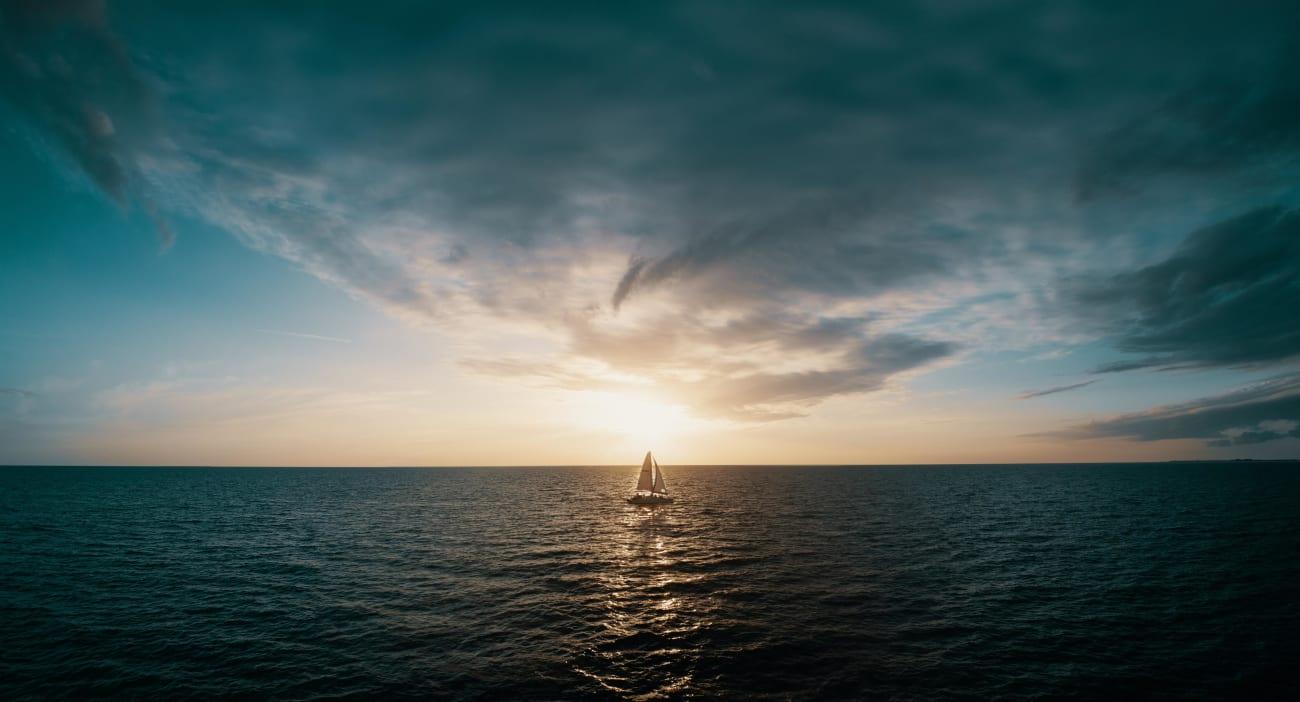 Passeio de veleiro de Minorca