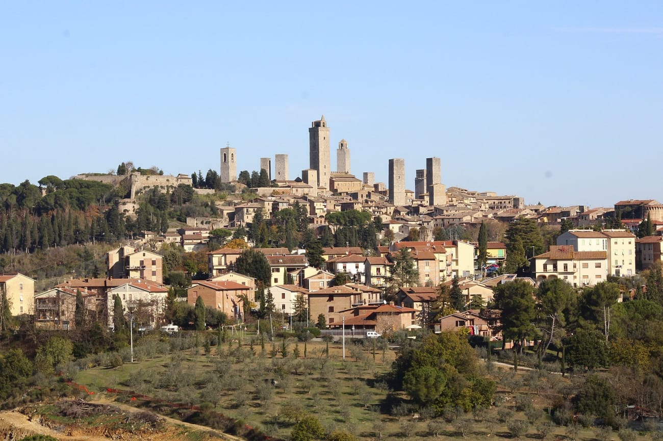 San Gimignano Day Trips from Florence