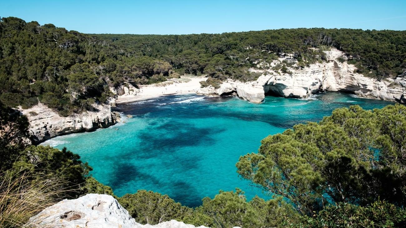 Best Beaches of Menorca