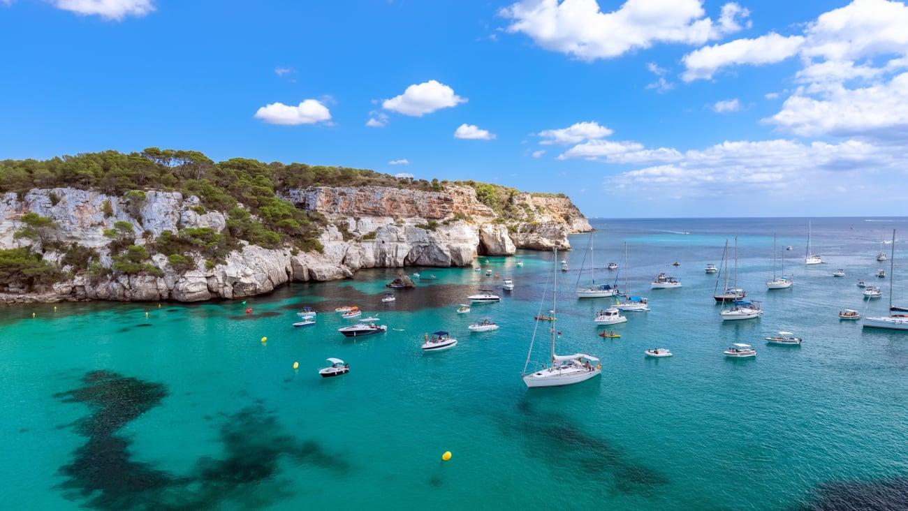 Cala Macarella and Macarelleta in Menorca