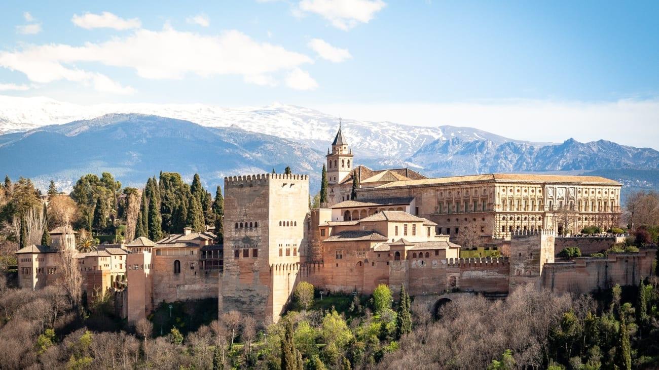 Qué ver en la Alhambra de Granada