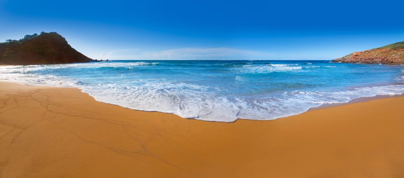 Cala Pilar Beach