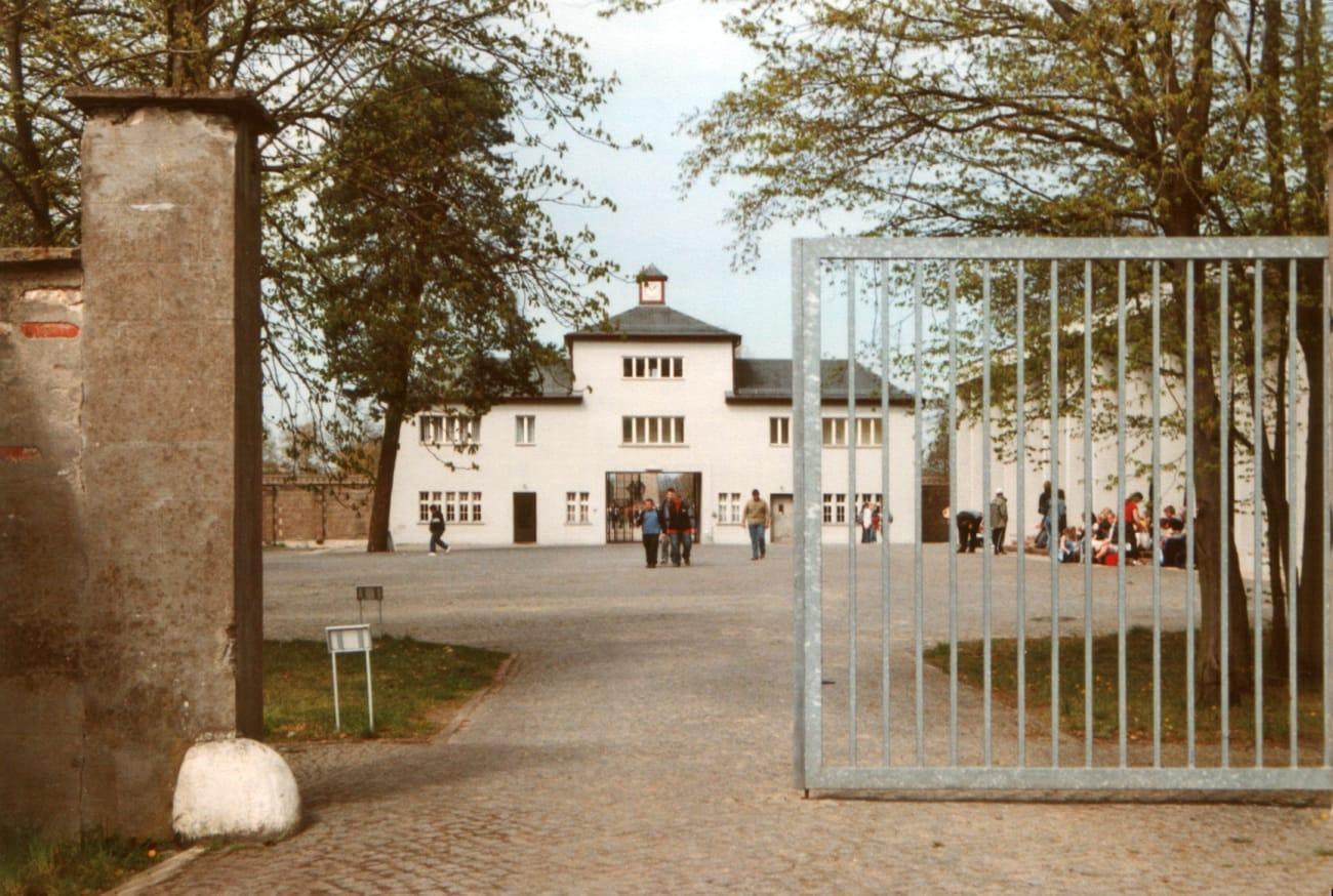 Visite al campo di concentramento di Sachsenhausen