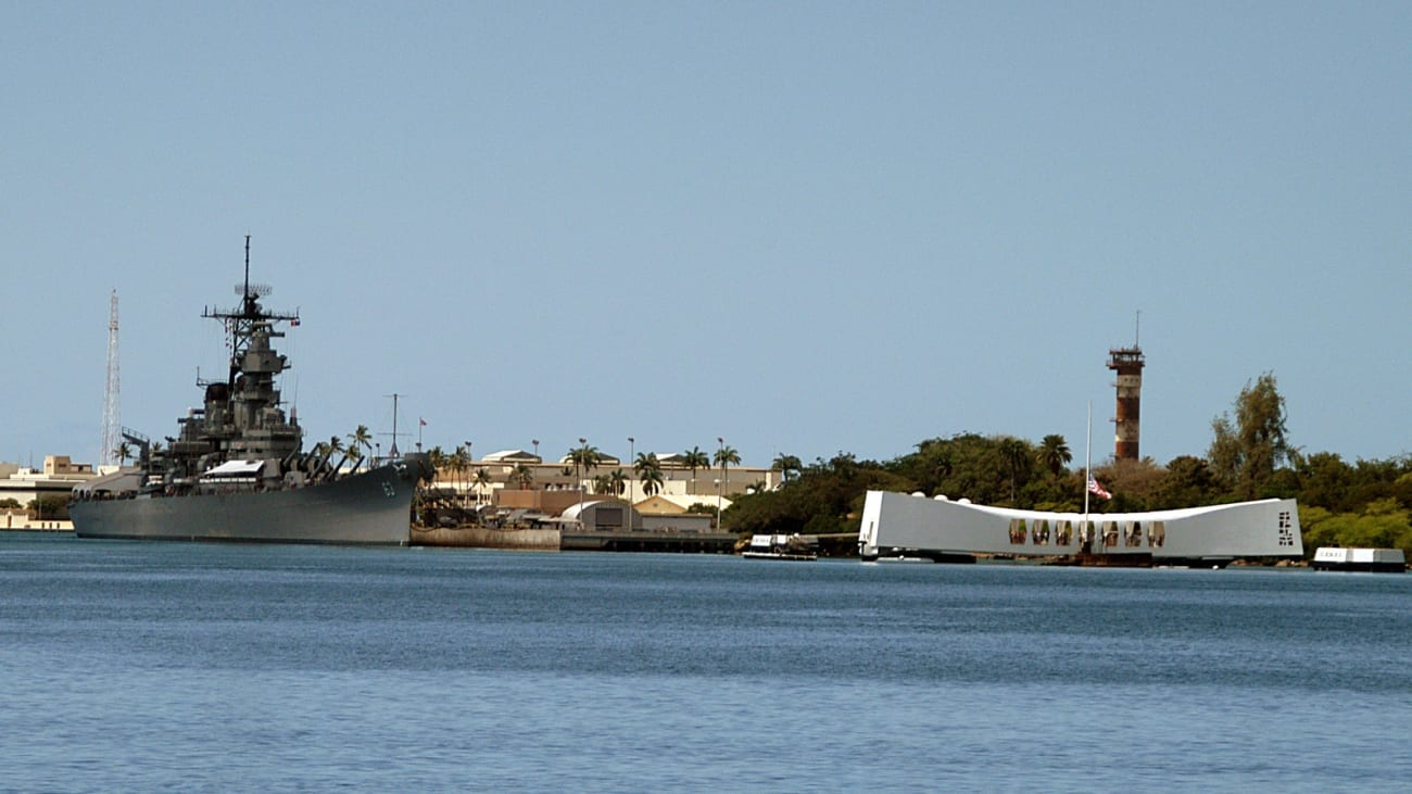Tours Pearl Harbor