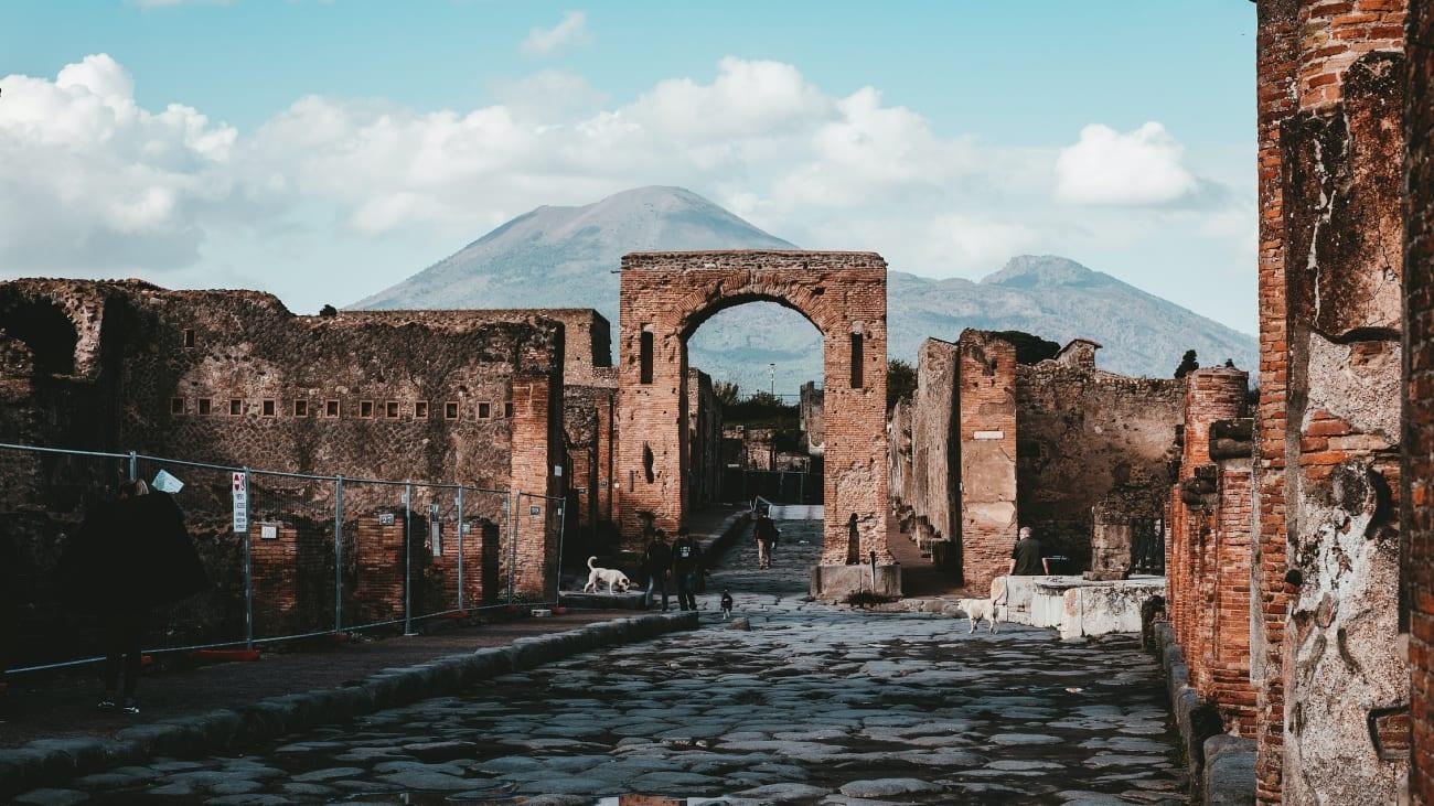 Vesuvius and Pompeii Day Trips from Naples