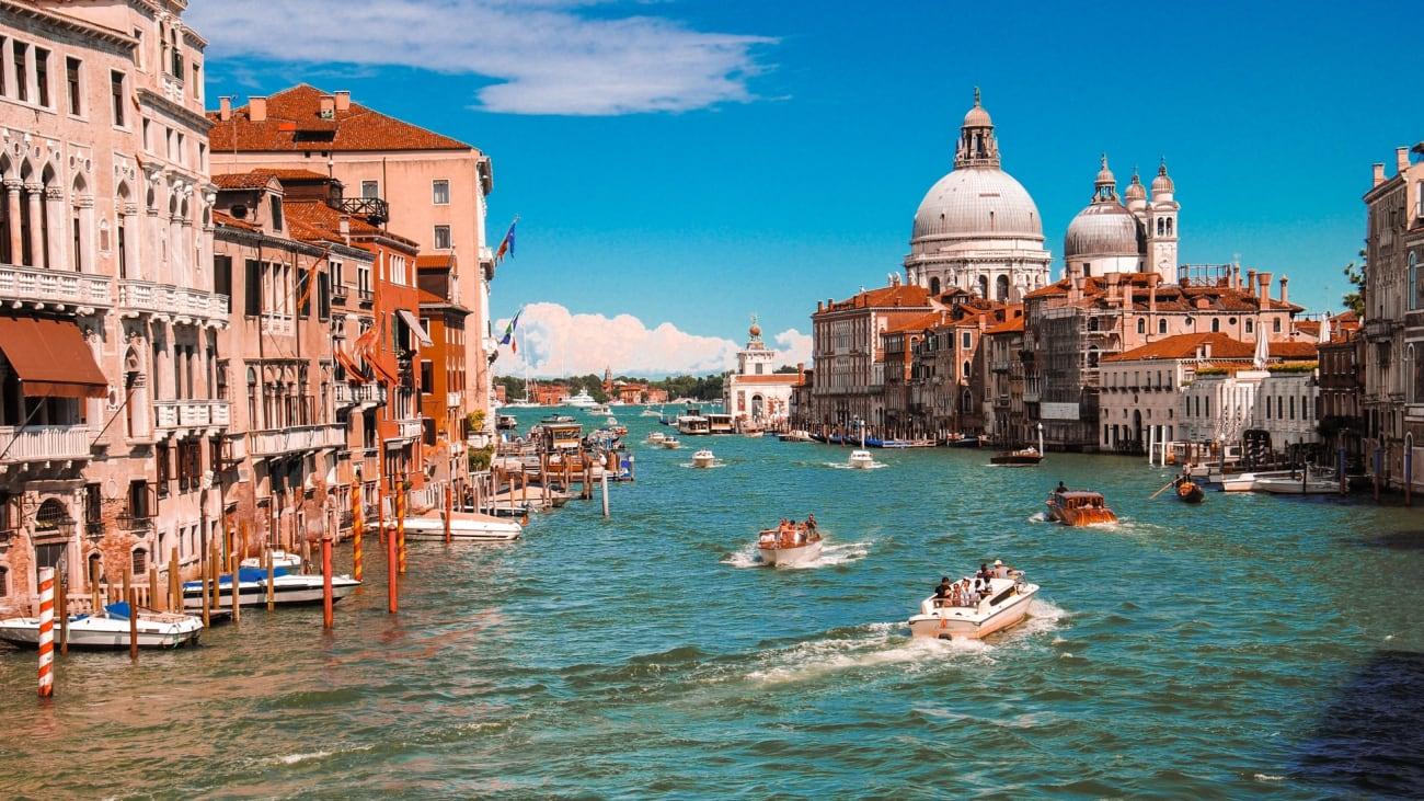 Grand Canal Cruises in Venice