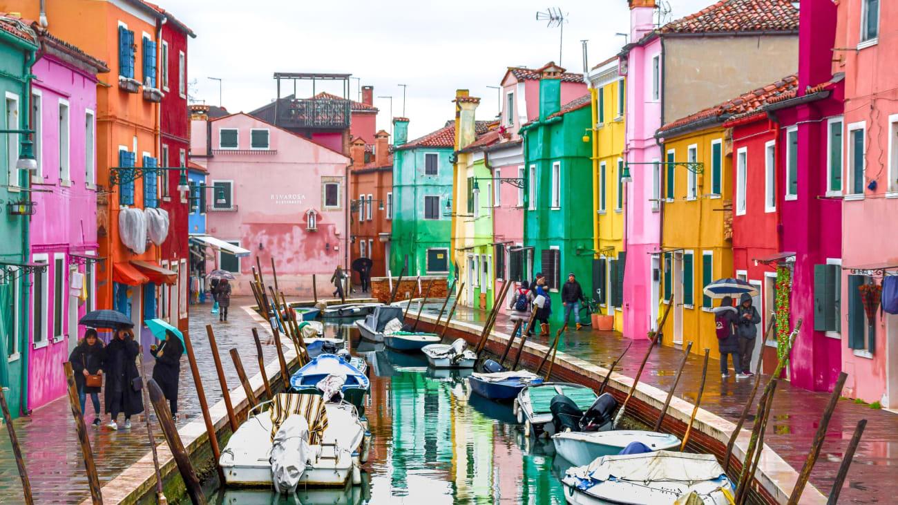 Los mejores tours y excursiones desde Venecia
