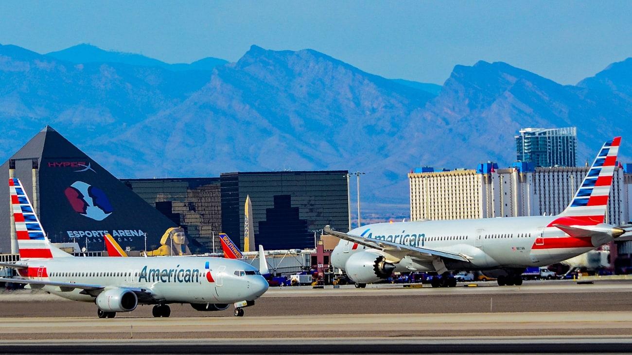 Las Vegas Airport Transfers in Las Vegas