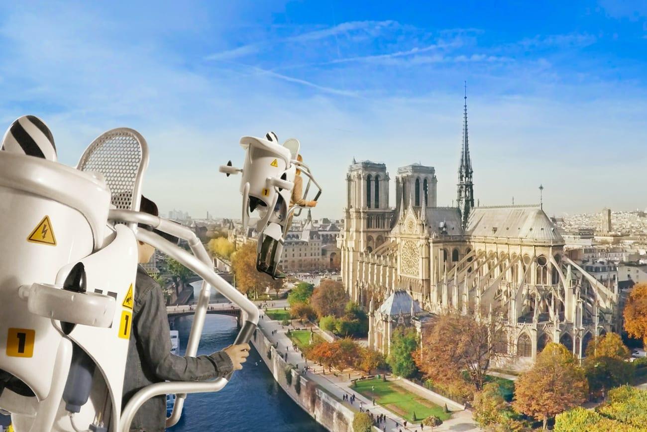 FlyView París en París